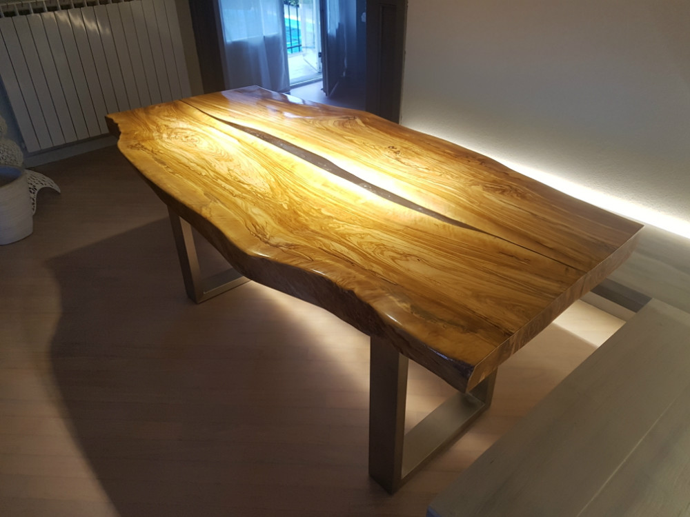 tavolo in legno massello tavolo in noce tavolo su misura