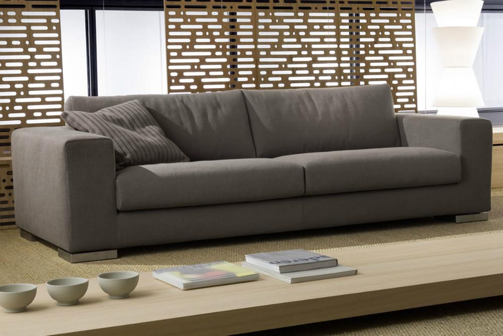divani in stoffa