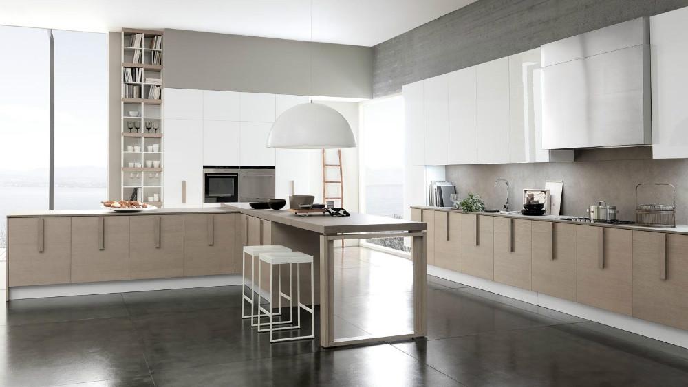 Cucine moderne e contemporanee for Cucine contemporanee