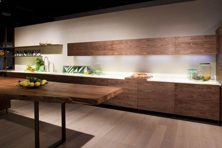 Cucine Moderne In Legno Massello ~ Ispirazione Per La Casa