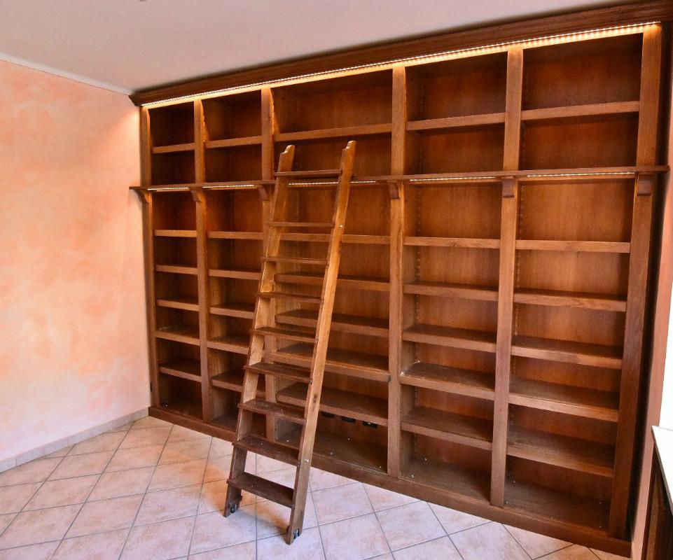 Librerie Di Legno Classiche.Librerie Classiche