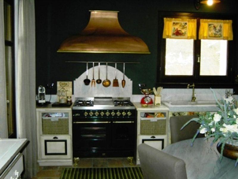 Varie di cucina di campagna - Cappe in rame per cucine ...
