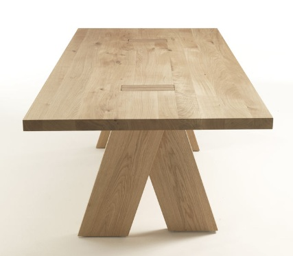 Tavoli design - Tavoli in cristallo e legno ...