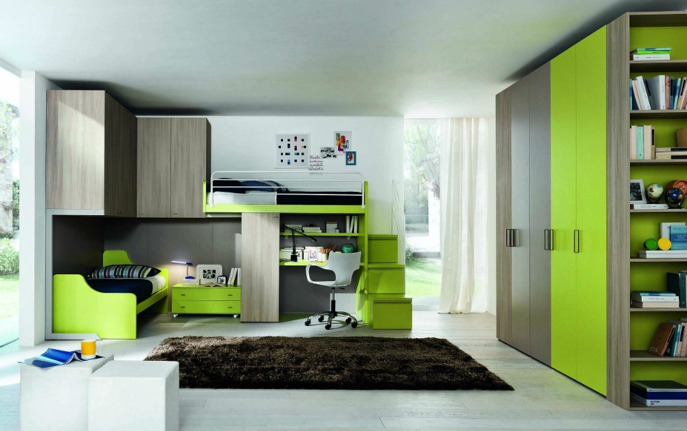 Letti e camerearmadi cabine armadio materassi su misura letti in ferro letti in legno letti - Siloma camerette prezzi ...