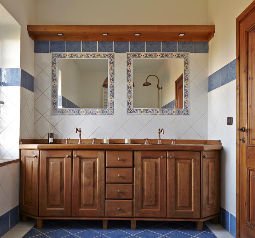 progettazione e fornitura per il bagno, sanitari, top in marmo ... - Arredo Bagno Moderno In Marmo